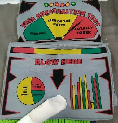 Fraternity Halloween Party (BREATHALYZER adult mens womens frat party funny alcohol Halloween)