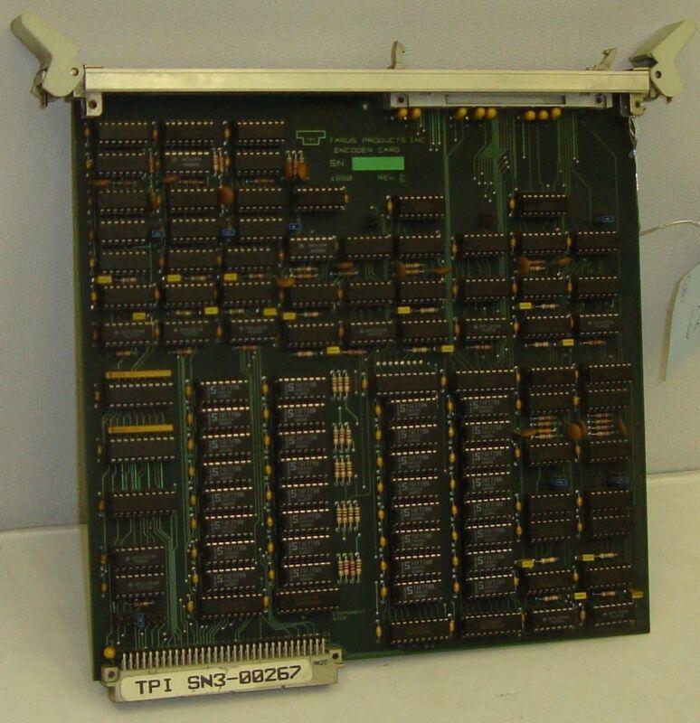 #SLS1C23 Tarus Products Encoder Card  #6203LR