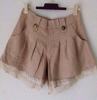 a.r.w Shorts  from Japan  Sweet Kawaii Hime Gal Fashion