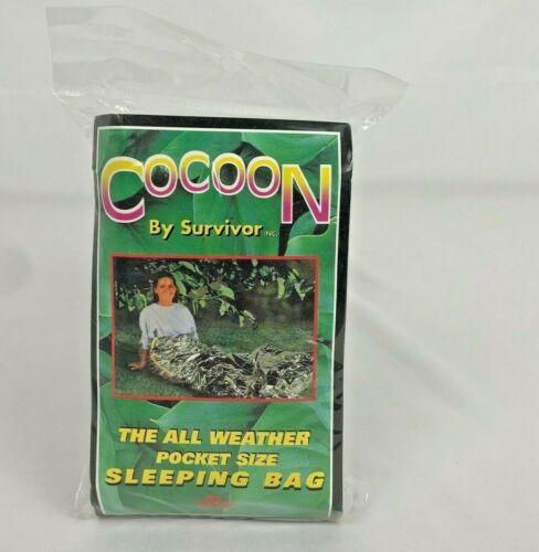 Cocoon All Weather Pocket Size Emergency Mylar Sleeping Bag
