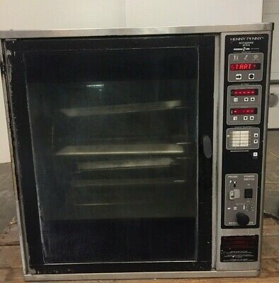 Henny Penny Scr-6 Commercial Rotisserie Oven With Spits Buy 1 Or 2 Stackable.