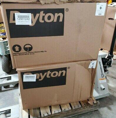 Dayton 3c411 24 Tubeaxial Fan 26-78 In. W 37-14 In. For Paint Spray Booths