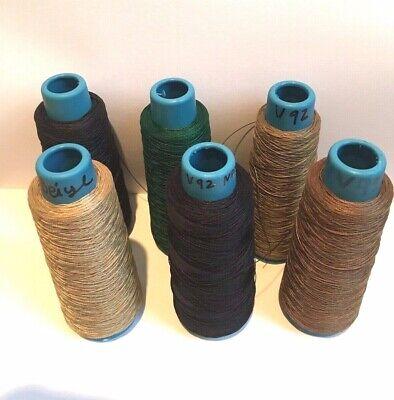 Heavy Duty Polyester - Bonded Polyester Thread  Heavy Duty UV Resistant, Gazebos,marine use, tents
