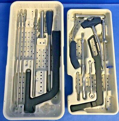 Stryker 1220-1060 Gamma Nail Instrument Set Orthopedic Trauma No Lid
