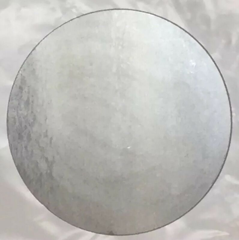 "1/16"" Steel Plate Round Circle Disc 20"" Diameter A36 Steel (.063"")"