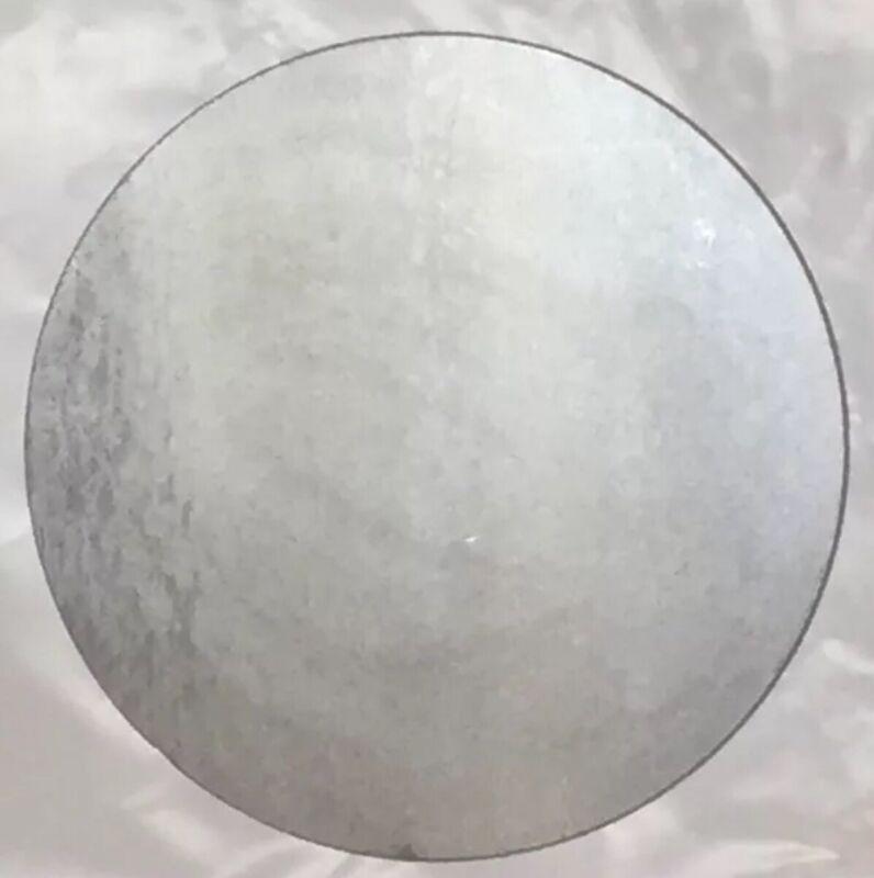 "1/16"" Steel Plate Round Circle Disc 4"" Diameter A36 Steel (.063"")"