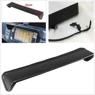 20.5*5CM Universal Car Clip Auto Parts Navigation audio shade block anti-glare