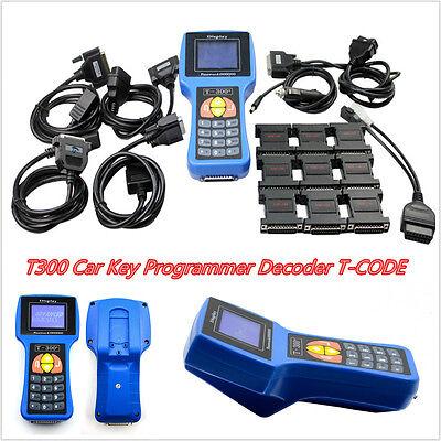 T300 Car Key Programmer Decoder T-Code Diagnostic Service Tool Reader Scanners