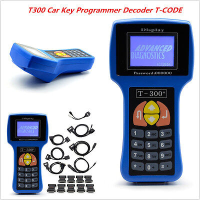 Auto Key Programmer T-300 Decoder Newest V16.8 Diagnostic Service Tool T-CODE