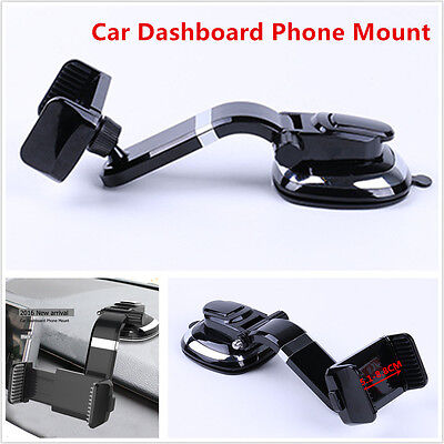 New 360 Degree Car DashboardWindshield Holder Mount For All Cell Phones HTC GPS