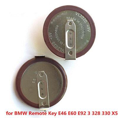 Original VL2020 Rechargeable Battery for BMW Remote Key E46 E60 E92 3 328 330 X5