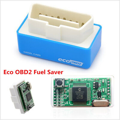 For Diesel Car Auto Gas Saving Eco OBD OBD2 Economy Fuel Saver Tuning Box (1990 Honda Accord Fuel Economy)