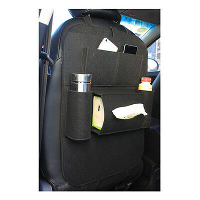 Car SUV Seat Back Multi-Pocket Storage Bag Organizer Holder Hanger Accessory
