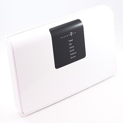Telekom Speedport W723V Router Modem (ähnl. W724V) VDSL Annex J für IP-Anschluss