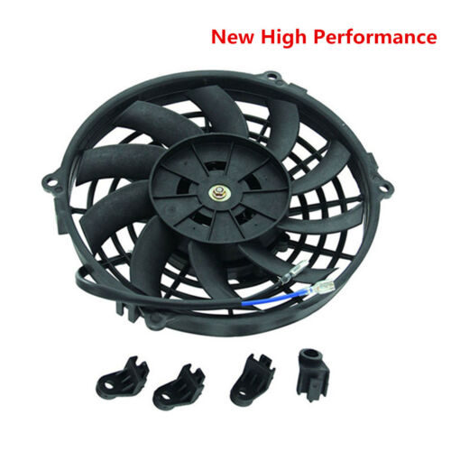 Photo Electric Radiator Thermal Cooling Fan For  200cc 250cc Quad ATV 4 Wheeler Motor