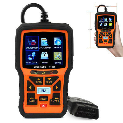 Universal NT301 OBD2 EOBD CAN Car Auto Engine DTC Code Reader Diagnostic Tool