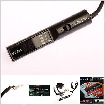 Universal APEXI Turbo Timer For NA & Turbo Control Red Led Digital Display 12V
