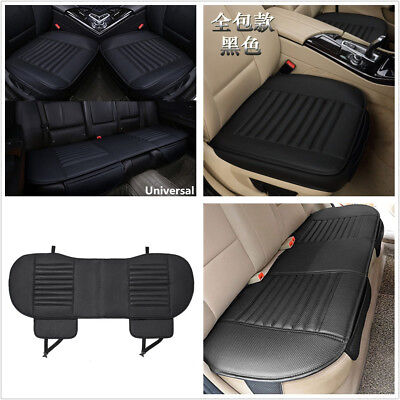 3D Full Surrounded Breathable Bamboo Charcoal Car Seat Protection Cushion