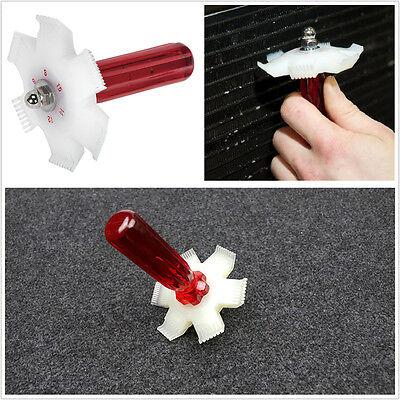 Condenser Radiator Fin Straightener Comb Cleaner Tool intercooler Oil cooler