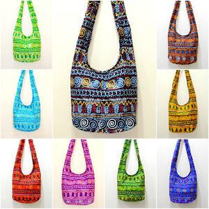 Hippie Shoulder Bag Pattern 102