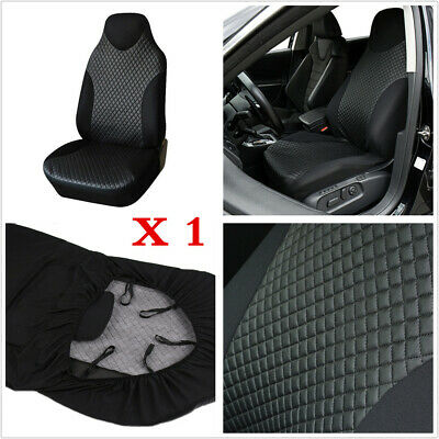 Automobiles Seat Covers Diplomatic 1pcs Universal Car Seat Cover Four Seasons Breathable Pu Leather Pad Mat For Auto Chair Cushion Auto Accessories Automobiles & Motorcycles