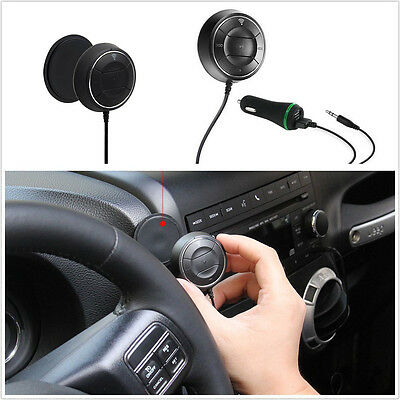 NFC Function Bluetooth 4.0 Car Pickup FM MP3 Player USB Charger 3.5mm AUX Cable