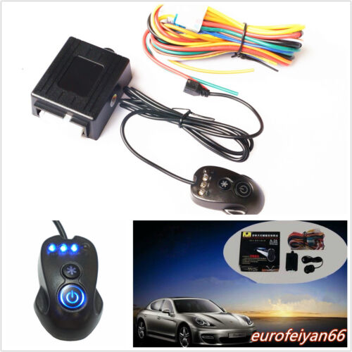 Professional 12V Autos Off-Road Automatic Headlight Sensor Smart Control Kit A35