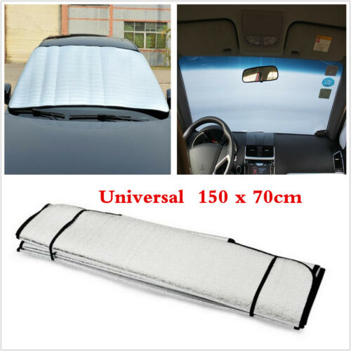 Winter Anti Frost Screen Cover Windscreen Snow Ice Protector Shield Car 150 x 70