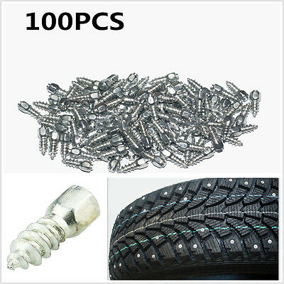 Saturn Sl1 Specifications (100pcs 12mm Screw in tire Stud Carbide tips with Steel Body for)