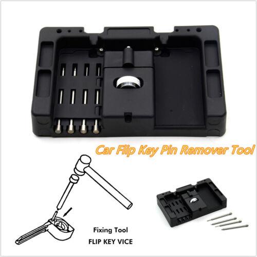Vehicle Folding Remotes Quick Remover/Installation Tool Flip Key Vice Repair Kit