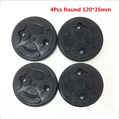 4PCS  Heavy Duty Rubber Arm Pads Car Lift Accessories for Auto Truck Hoist