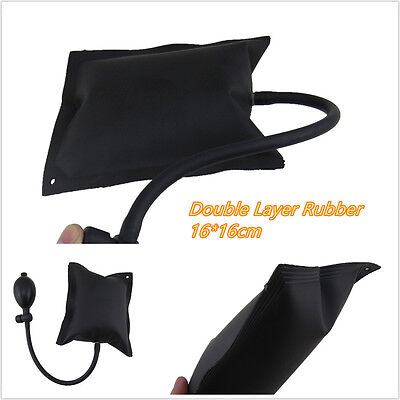 Powerful Black Autos Air Wedge Inflatable Shim Strong Airbag Cushioned Lock Tool
