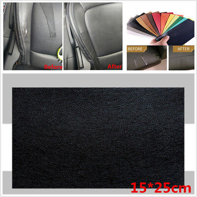 15*25 cm Sheep Leather Repair Patch Vinyl Adhesive First-aid for Car Seats Sofas