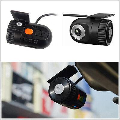 Mini Stealth 140° Wide Angle HD Autos Driving Camera DVR Cam Tachograph