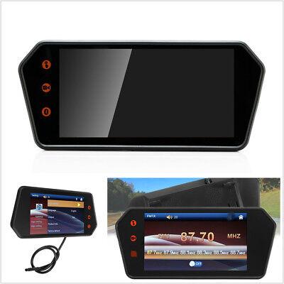 "7""LCD Car Rear View Backup Monitor  Parking Night Vision Camera Touch Screen Kit"