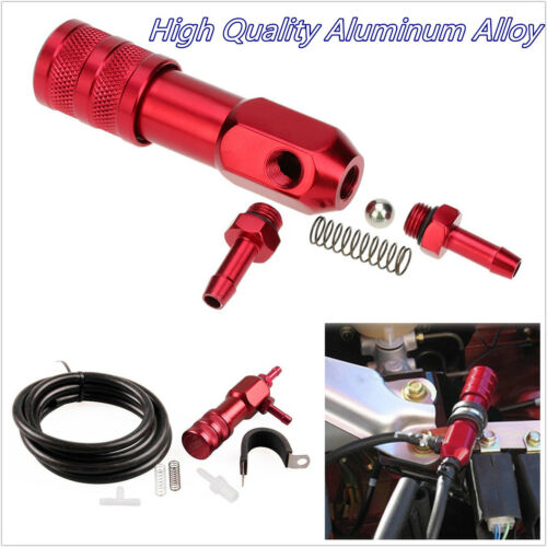High Quality Metal Car Vehicles MBC Adjustment Manual Turbo Boost Controller Red