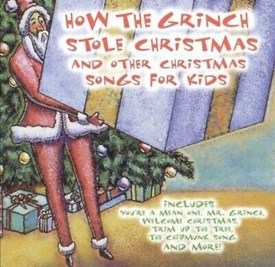 Christmas Songs for Kids CD How the Grinch Stole Christmas  ()