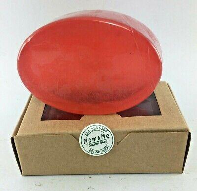 Aromatherapy Moisturizing Bar Soap - Rose Glycerin Soap Bar 100g, Handmade Aromatherapy  Skin Care Moisture SLS Free