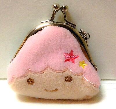Sanrio Little Twin Stars Plush Mini Coin Purse From Japan kawaii