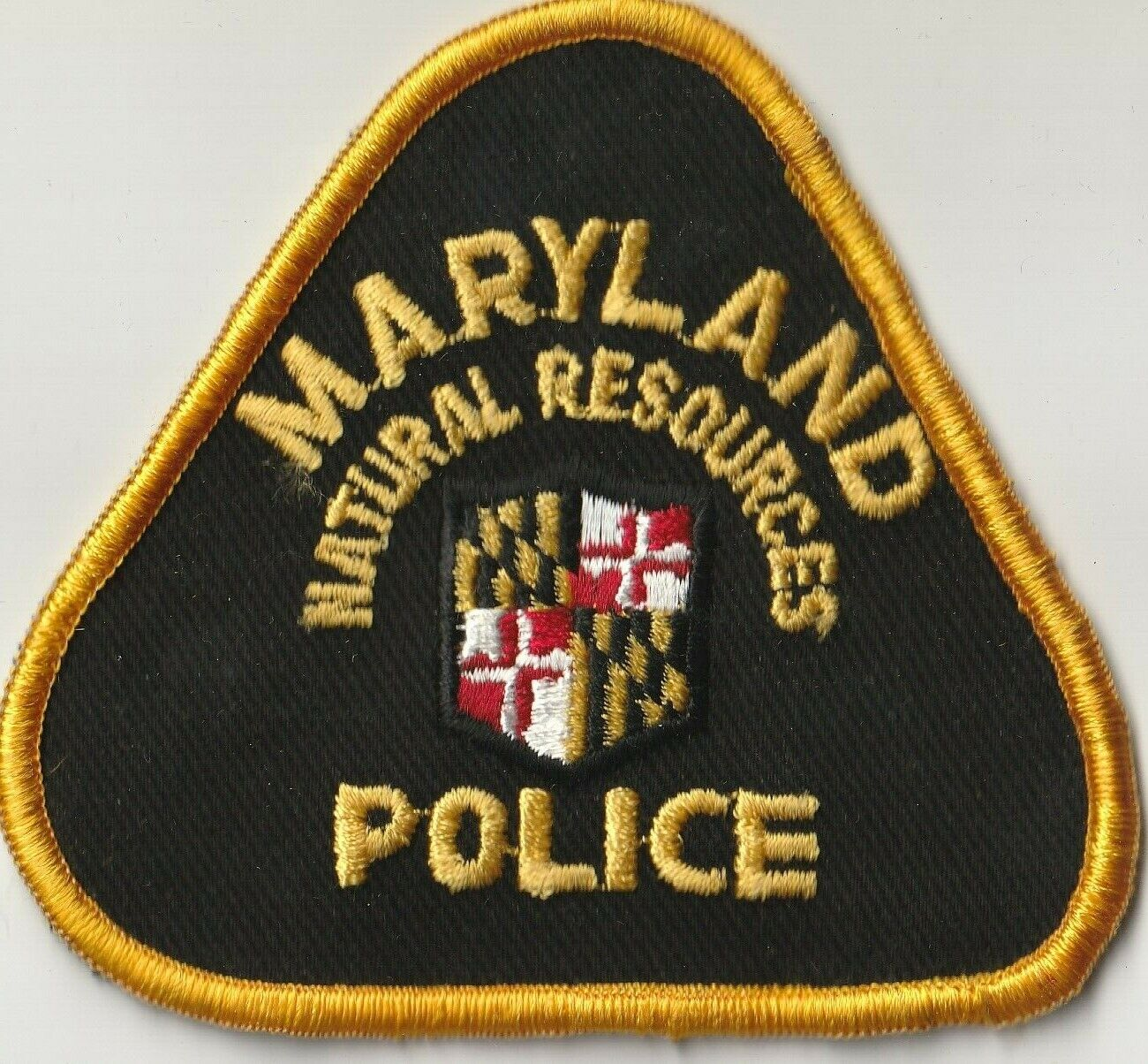 Maryland Police Natural Resources