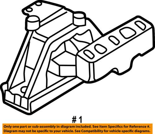 Audi Oem 00 06 Tt Quattro Engine Motor Mount Torque Strut