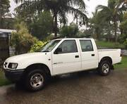 1998 Holden Rodeo Ute Smithfield Cairns City Preview