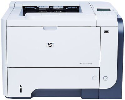 REFURB HP LaserJet P3015dn Workgroup Laser Printer WITH NEW TONER, DUPLEXR P3015