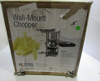 Global Solutions By Nemco Gs4450-b Wall Mount Chopper 38 Cut