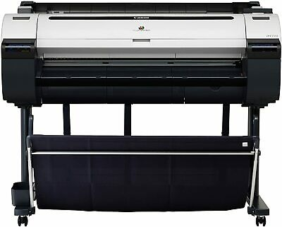 Canon Imageprograf Ipf780 36 Color Wide-format Printer