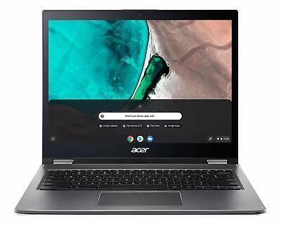 Acer Chromebook Spin 13 Intel Core i3-8130U 2.20GHz 4GB Ram 128GB Flash ChromeOS