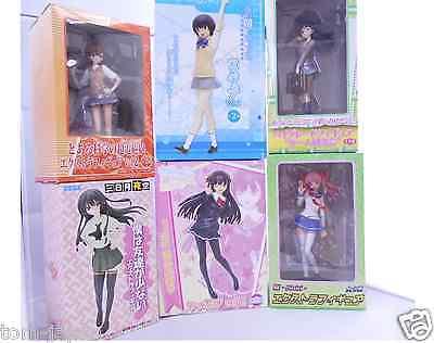 *B2300-5 Bandai Girls in Uniform Dark Heroines Figure Japan Anime Lije