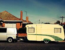 1960's renovated vintage caravan. Kew East Boroondara Area Preview