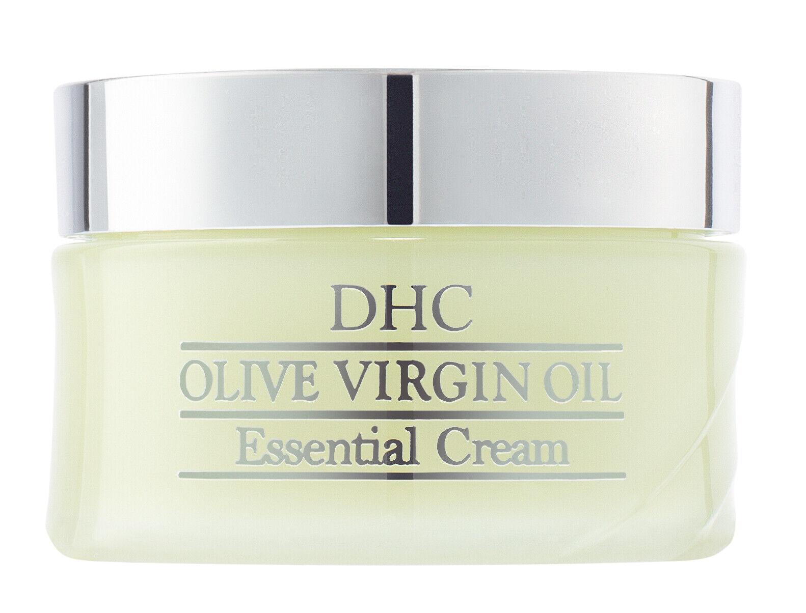 DHC Olive Virgin Oil Essential Cream, 1.7 oz, includes four