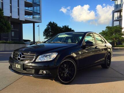2010 Mercedes-Benz C200 Sedan Kelvin Grove Brisbane North West Preview